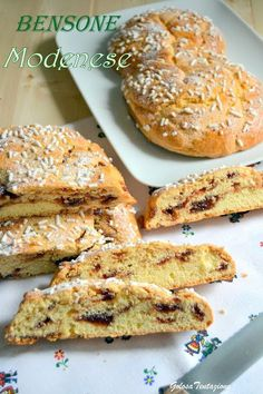 Italian Cookies, Italian Desserts, Vegan Desserts, Italian Recipes, Biscuit Dessert Recipe, Dessert Recipes, Biscotti Cookies, Favorite Cookie Recipe, Vegan Baking