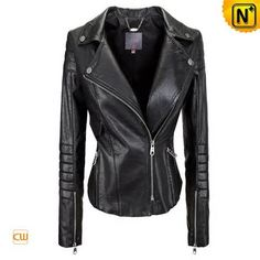black leather jacket women - Yahoo Image Search Results