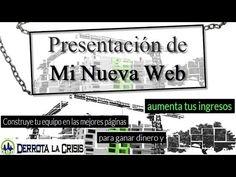 AFILIADOS DERROTALACRISIS | GANAR DINERO EN INTERNET