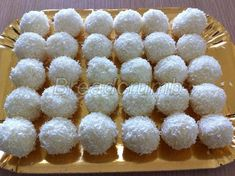 Palline Cocco e Ricotta 1 Bread Crumbs, Ricotta, Sugar, Recipes, Home, Recipies, Ripped Recipes, Cooking Recipes