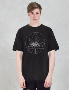 Shop Black Scale Doom Of The Malentay S/S T-shirt at HBX. Free Worldwide Shipping available.
