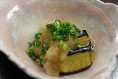 煮物 米茄子 里芋煮卸し