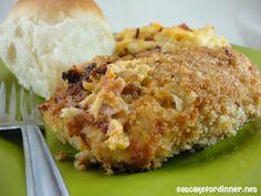 Smokey Cream Cheese Stuffed Chicken!!