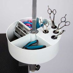 Master Equipment SideKick Tool Organizer. Need one of these so my shears don't get kicked off my table anymore...