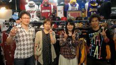 【新宿2号店】 2014年5月7日 ご家族でスナップにご協力頂きました☆ またのご来店お待ちしています(^_^)v