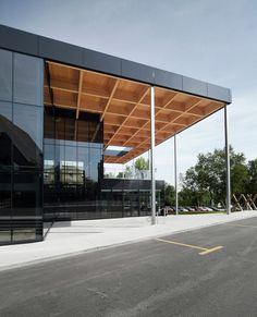 Mont-Laurier Multifunctional Theater,© Steve Montpetit
