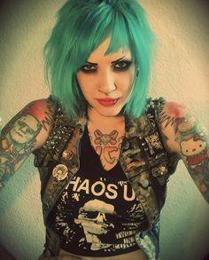 punk  girl (772×960)