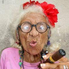 Granny Puretta Havana Cuba ~