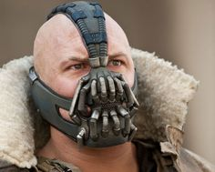 Tom Hardy *Bane*. It is the voice, it makes me melt! <3