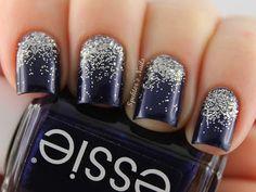 Essie nail art