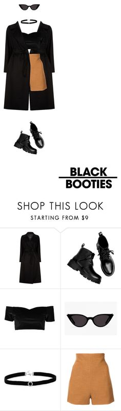 """*"" by bekahxjayne ❤ liked on Polyvore featuring Weekend Max Mara, Boohoo, BillyTheTree and Rosetta Getty"