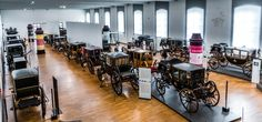 Wagenburg /Carriage Museum