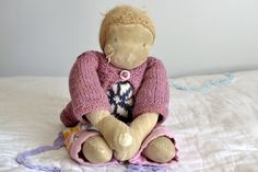 2015::365::161-162 Oh, I'm feeling all the feelings writing this post. I want totell you how absolutely loved this doll has been, even more than I could have ever hoped. Perhaps that second phot...