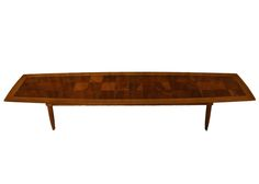 Sophisticate by Tomlinson Mid-Century Modern Coffee Table