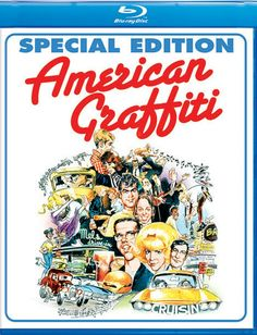 American Graffiti Special Edition - Blu-ray - Where were you in '62?See it today as never before in this Special Edition with new digitally remastered picture supervised by director George Lucas. Oh, that awesome Blu-ray sound and picture.This Academy Award®-nominated classic, voted one of the American Film Institute's top 100 Films Of All Time, features the coming of age of four teenagers on their last summer night before college.Rediscover drag racing, Inspiration Point and drive-ins all…