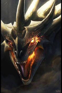 Dragon love.