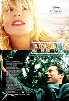 The Diving Bell And The Butterfly, Le Scaphandre Et Le Papillon, 2007.