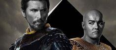 Trailer et affiches pour #ExodusGodsAndKings de Ridley Scott avec Christian Bale et Joel Edgerton