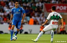Arbeloa played his 200th First Division match