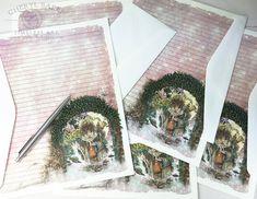 Woodland Paper - Stationery Paper - Stationery Paper Set - Stationery Set - Writing Paper - Lined Paper - Writing Paper Stationery - Fantasy