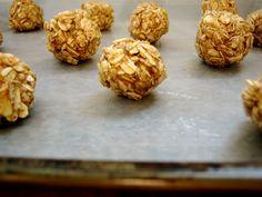 A Better Bite: Peanut Butter Balls