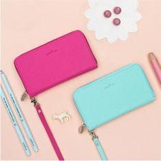Ardium Smartphone Zipper Wallet