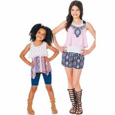 Almost All Girls Spring Sets, Branded Coordinates, Sleepwear, Dresses and More