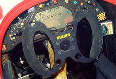 Berger's Cockpit (Ferrari F1 1995)