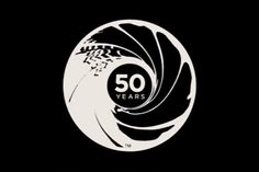 James Bond 007 50th Anniversary Logo
