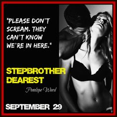 Teaser from Stepbrother Dearest, releasing September 29.