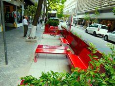 """Zonas Verdes """"Parklet"""" – a reinvenção do espaço público"""