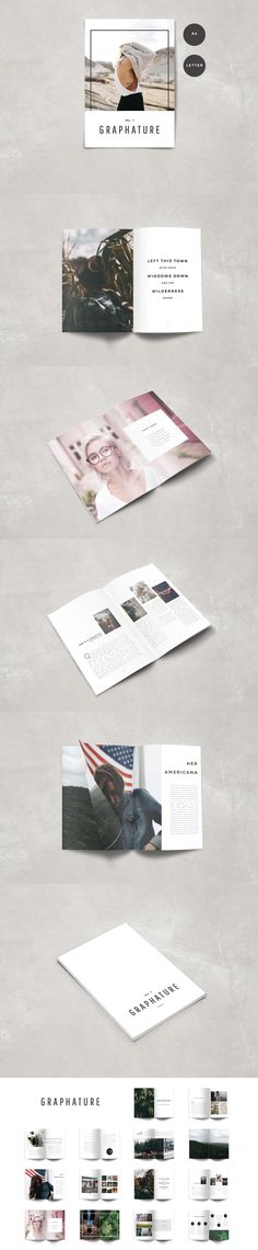 #magazine #design from The Routine Creative | DOWNLOAD…