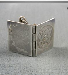 World War Two Sweetheart Silver Book Style by TheFamilyJoolz