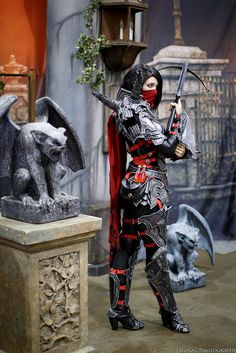 Demon Hunter (Diablo 3) Cosplay