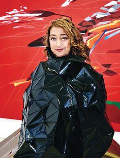 La Dama de Hierro. Zaha Hadid