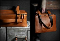 Carry-on Suitcase | by Hardgraft