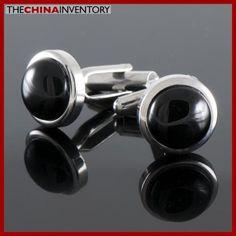 ROUND STAINLESS STEEL CUFFLINKS CUFF LINKS C1503 Body Jewelry Online, Birthstones, Cufflinks, Fashion Jewelry, Stainless Steel, Earrings, Accessories, Stud Earrings, Ear Rings
