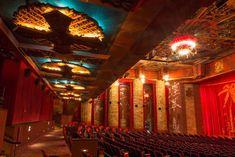 Touring the Graumans Chinese Theatre Before It Closes For a Renovation, Hollywood Blvd.