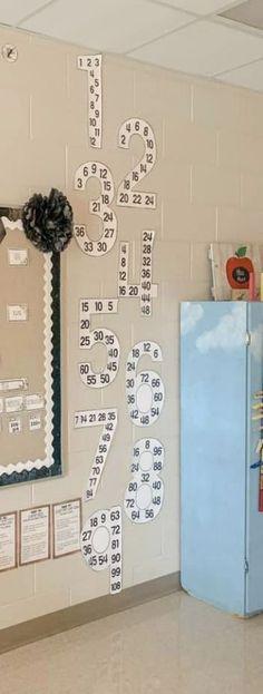 Bulletin Boards for Multiplication Multiplication Bulletin Boards, . - Gute Ideen - Bulletin Boards for Multiplication Multiplication Bulletin Boards, - Math Classroom, Future Classroom, Preschool Bulletin, Classroom Setup, Diy Classroom Decorations, Bulletins, 4th Grade Math, Homeschool Math, Raising Kids
