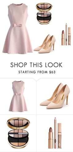 """Untitled #456"" by asiannaluxxx on Polyvore featuring Chicwish, Rupert Sanderson, Giorgio Armani, women's clothing, women, female, woman, misses and juniors"