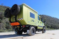 Off Road Camper, Truck Camper, Camper Trailers, Camper Van, Iveco Daily Camper, Iveco Daily 4x4, Offroad, Camper Trailer Australia, Iveco 4x4