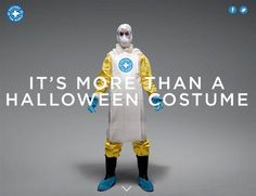 Publicis North America Wins Two Webby Awards - Publicis North America Press Doctor Halloween Costume, Hazmat Suit, Webby Awards, West Africa, North America, World, Doctors, Group, Amazing