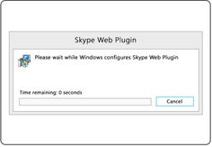 (1) Skype