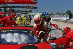 Risi Competizione Pitstop, Take a Look in the Mirror! Ferrari, Look In The Mirror, Bosch, Take That, Superhero, Fictional Characters, Fantasy Characters