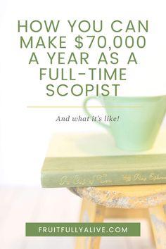 scoping | how to become a scopist | scopist job | self-employment | internet scoping school