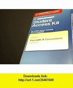 CourseCompass Student Access Kit for Biology Concepts  Connections (9780321547842) Neil A. Campbell, Jane B. Reece, Martha R. Taylor, Eric J. Simon, Jean Dickey , ISBN-10: 0321547845  , ISBN-13: 978-0321547842 ,  , tutorials , pdf , ebook , torrent , downloads , rapidshare , filesonic , hotfile , megaupload , fileserve