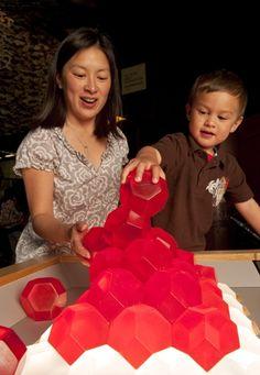 Reuben H. Fleet Space Theatre and Science Museum - San Diego, CA - Kid friendly activity reviews - @Trekaroo