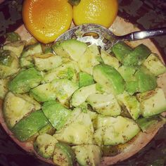 Author: Fumbling Towards Evolution with Dina Another addition to tonight's meal, Italian Guacamole! I really don't know what else to call it. My cousins mother-in-law made this at a BBQ once, and n...