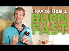 How to Heal Sunburn Naturally & Fast - Dr. Axe http://www.draxe.com #health #holistic #natural