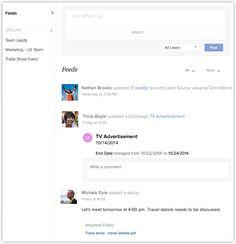 Praca zespołowa działu sprzedaży. Monitorowanie aktywności sprzedażowych. http://biznespakiet.pl/strumienie-w-zoho-crm/